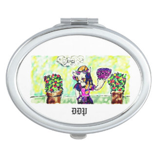 Elf art 3 travel mirror