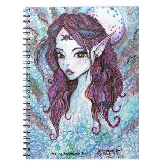 Elf Dream Journal Notebook