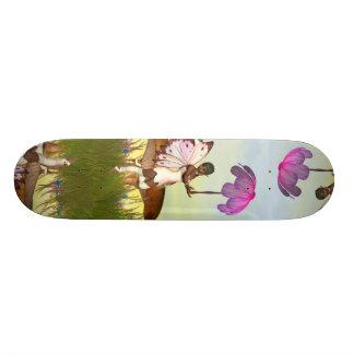 Elf Fairy Skateboard
