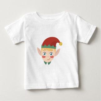 Elf Head Baby T-Shirt