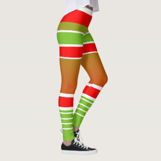 Elf in Shorts & Stockings Leggings