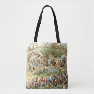 Elf King Tote Bag