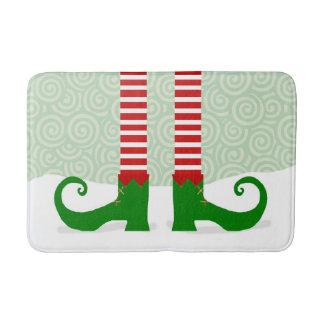 Elf Legs Bath Mat