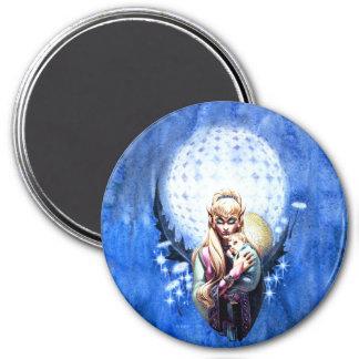 Elf Madonna Magnet