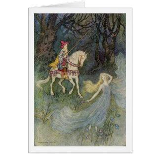 Elf Queen, Card