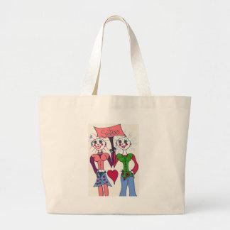 Elf Sisters #2 Canvas Bag