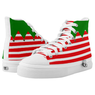 Elf Style High Top ZIPZ® Shoes
