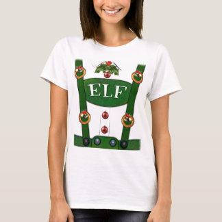 Elf Suit Funny Costume T-Shirt