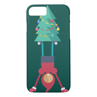 Elf with pine tree iPhone 8/7 case
