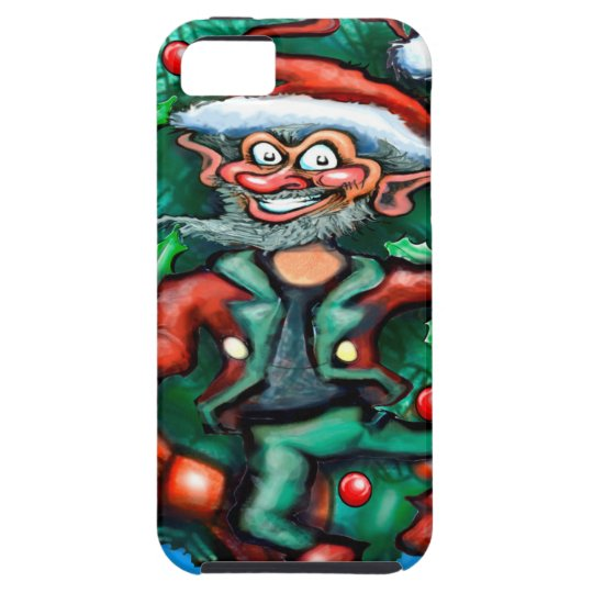 Elf  Wreath Case For The iPhone 5