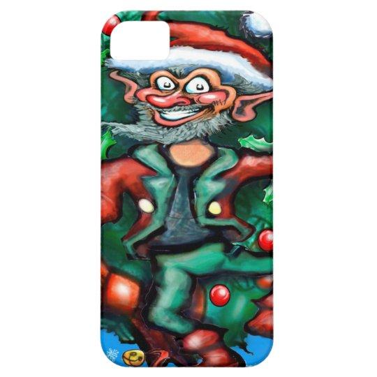 Elf  Wreath iPhone 5 Case