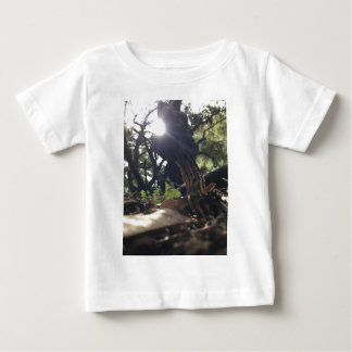 Elfin Saddle Mushroom Baby T-Shirt