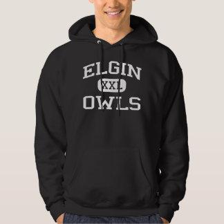 Elgin - Owls - Elgin High School - Elgin Oklahoma Hoodie