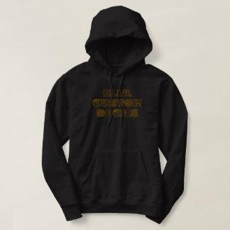 elia gold classic logo sweatshirt