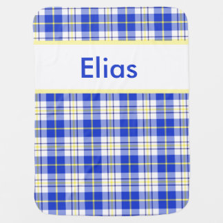 Elias' Personalized Blanket