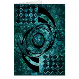 Eliat Harlequin Card
