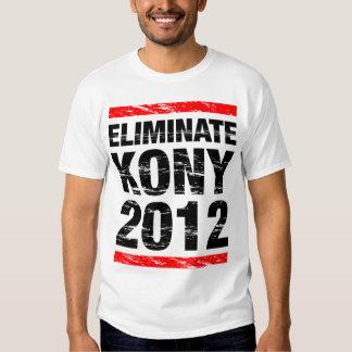 Eliminate Kony 2012 T-shirt