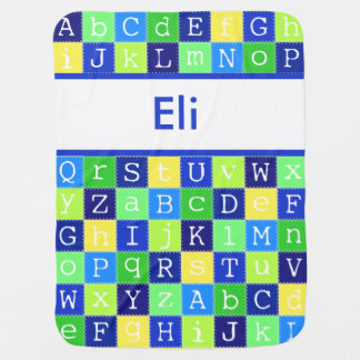 Eli's Personalized Blanket