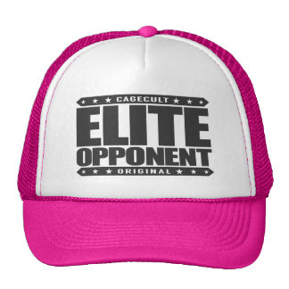 ELITE OPPONENT - I'm Greatest in Business and War Cap