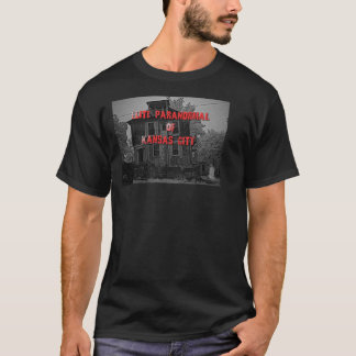 ELITE Paranormal Female Ghost logo T-Shirt