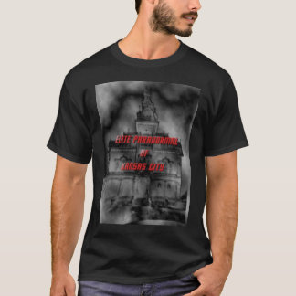 ELITE Paranormal of KC - Haunted House T-Shirt