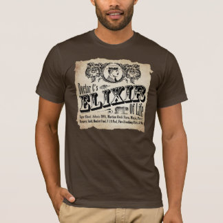 Elixir of Life - Dark T-Shirt