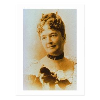 Elizabeth Bacon Custer (1842-1933) wife of General Postcard