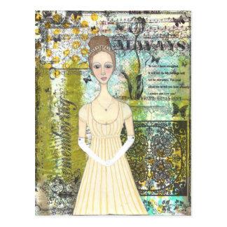 Elizabeth Bennet Postcard