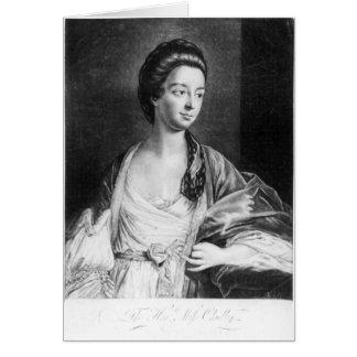 Elizabeth Chudleigh  Countess of Bristol Card