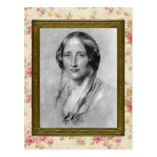 Elizabeth Gaskell Postcard