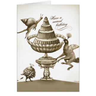 Elizabeth Haidle Birthday Card
