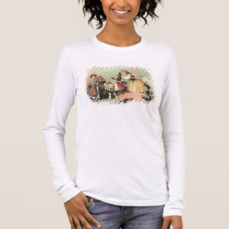 Elizabeth I (1533-1603): with Robert Devereux, 2nd Long Sleeve T-Shirt