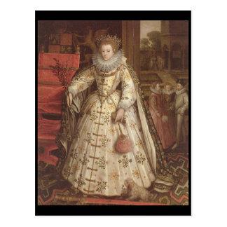 Elizabeth I Postcards