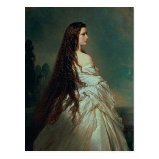 Elizabeth of Bavaria Postcard