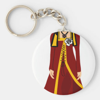Elizabeth of York Key Ring