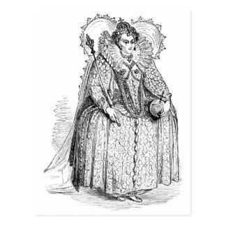 Elizabeth Postcard