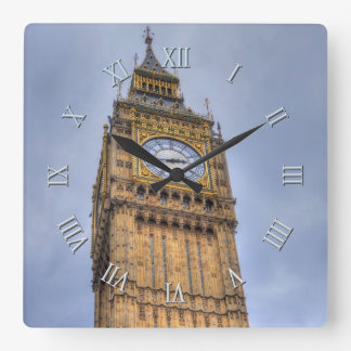 Elizabeth Tower (Big Ben) Westminster, London, UK Wallclocks