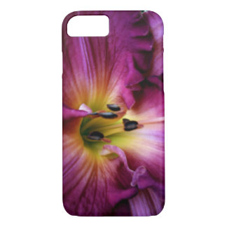 Elizabeth Townsen Magenta Lily iPhone 8/7 Case