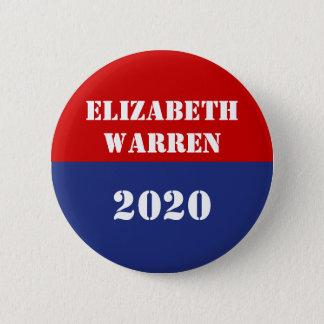 Elizabeth Warren - 2020 6 Cm Round Badge