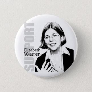 Elizabeth Warren Button