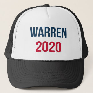 Elizabeth Warren for President 2020 Trucker Hat