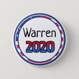Elizabeth Warren for President Election 2020 6 Cm Round Badge