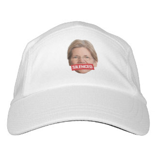 Elizabeth Warren Silenced -- Hat