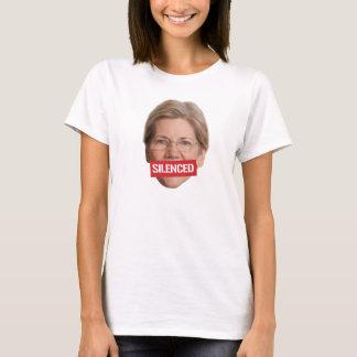 Elizabeth Warren Silenced ---  T-Shirt