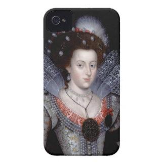 Elizabeth Winter Queen of Bohemia iPhone 4 Case-Mate Case