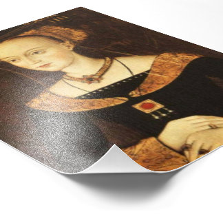 Elizabeth Woodville Print