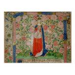 Elizabeth Woodville  Queen Consort of King Postcard