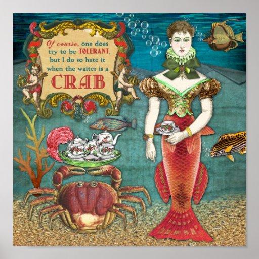Elizabeth's Pet Peeve Poster