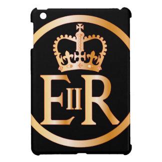 Elizabeth's Reign Emblem iPad Mini Covers