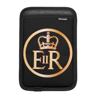 Elizabeth's Reign Emblem iPad Mini Sleeve